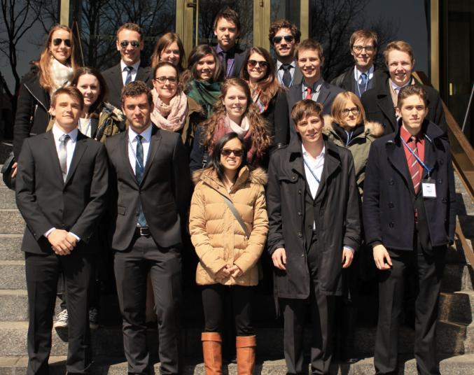 Delegation_2014